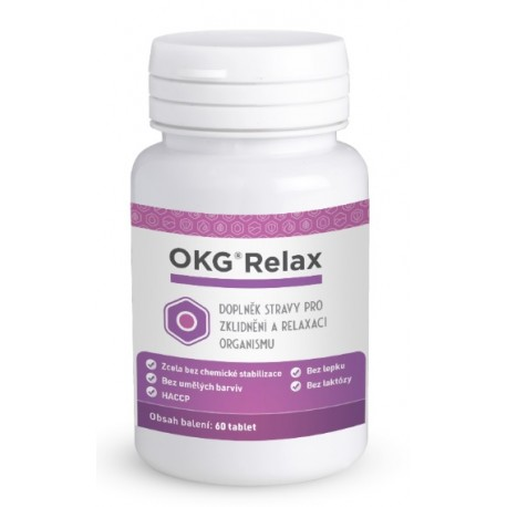 OKG RELAX (Migrenout)
